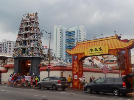 シンガポール2015.12チャイナタウン