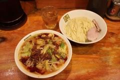 160122辛辛濃菜つけ麺 _R