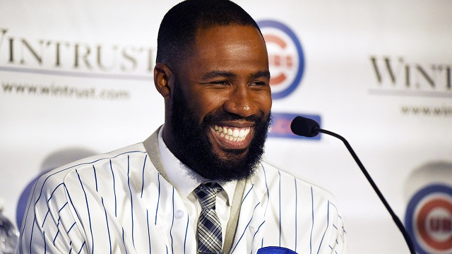Jason Heyward 20160106