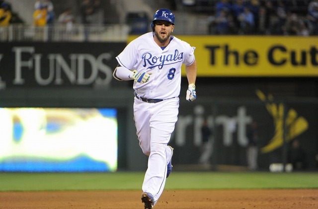 Mike Moustakas 201602132