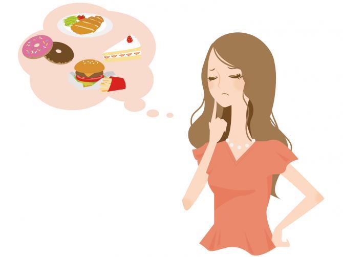 糖質で困る女性その2