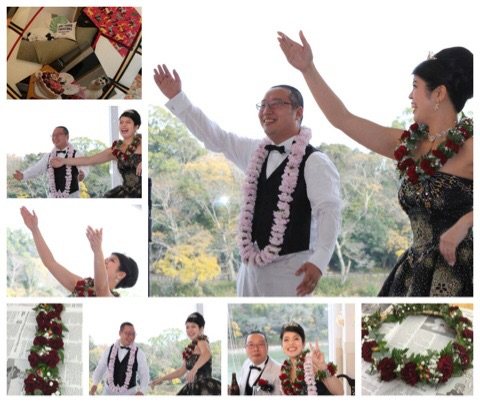 里美ちゃん結婚式1