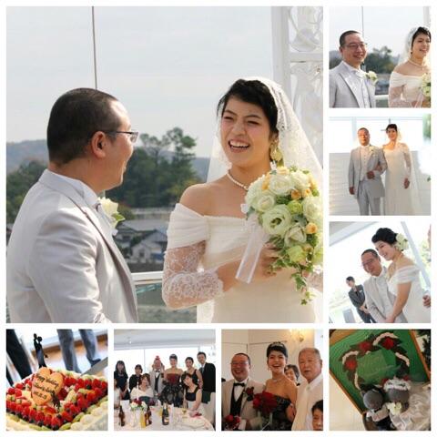 里美ちゃん結婚式2