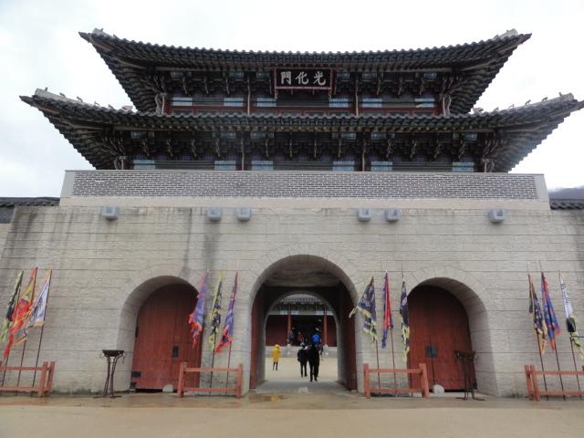 2015年11月18日 慶北聞慶 ロケ地1