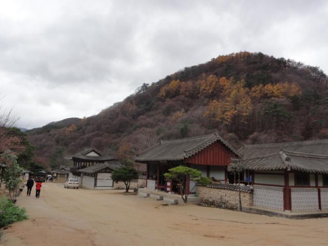 2015年11月18日 慶北聞慶 ロケ地2