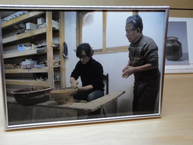 2015年11月18日 聞慶窯 陶泉美術館 ヨン様