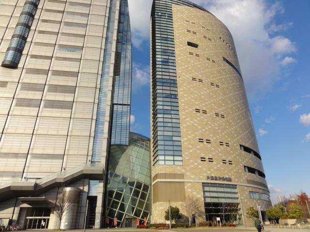 2016年1月14日 大阪歴史博物館 外観