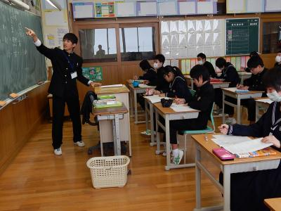 教育実習3
