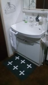 洗面台前マットH280201