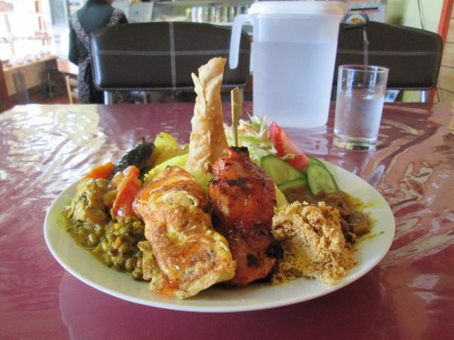 スリランカ料理 004