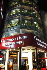 センチュリオンホテルレジデンシャルキャビンタワー