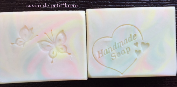 stamp soap