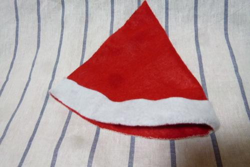 サンタ帽子 ペコちゃん