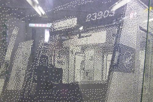 今日の一品 西梅田駅アート