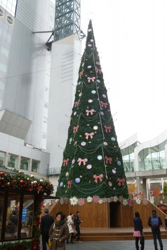 ドイツ・クリスマス マーケット大阪2015