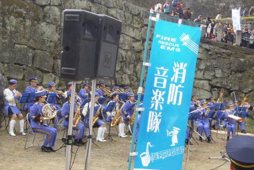 平成28年 消防出初式 (コンサート)
