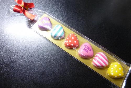 バレンタインディ 2016