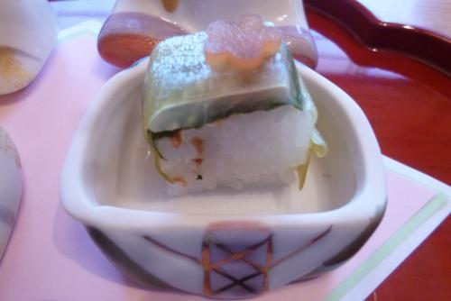 和 ささら さん (2016 2月)前菜