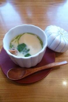 和 ささら さん (2016 2月)茶わん蒸し