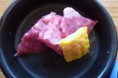 和 ささら さん (2016 2月)肉料理