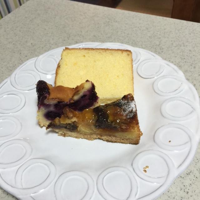 平成27年07月31日ケーキ盛り合わせ