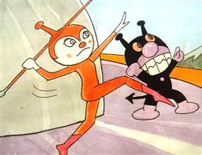 毎週アンパンマンと戦ってるモンやけど、彼女の浮気に気がついた