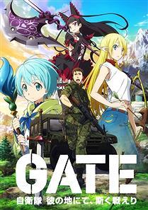『GATE』ってアニメは面白いのかい?