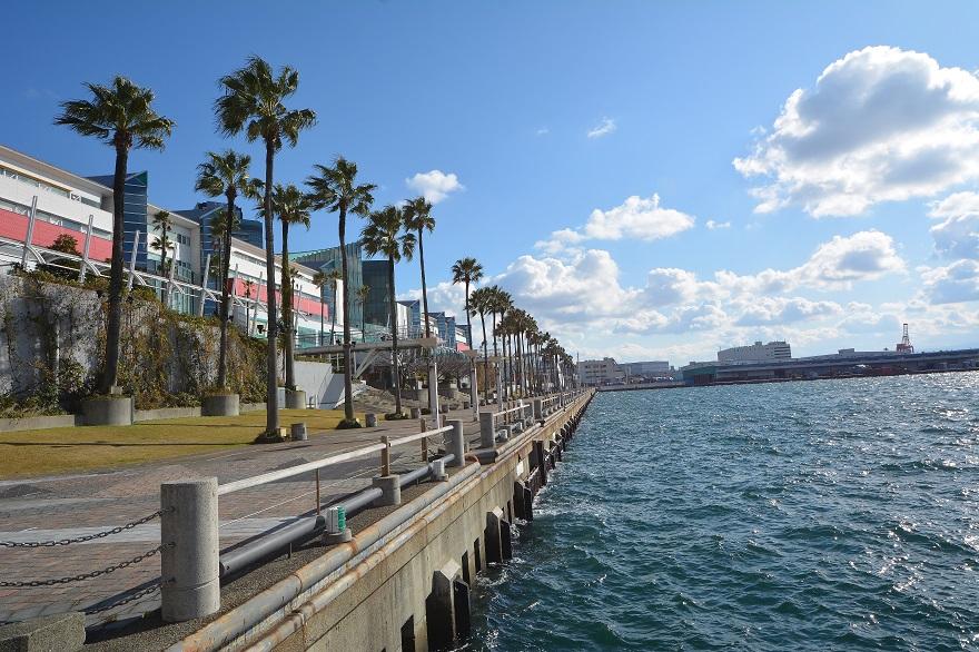 続・南港ATC、海辺の風景 (3)