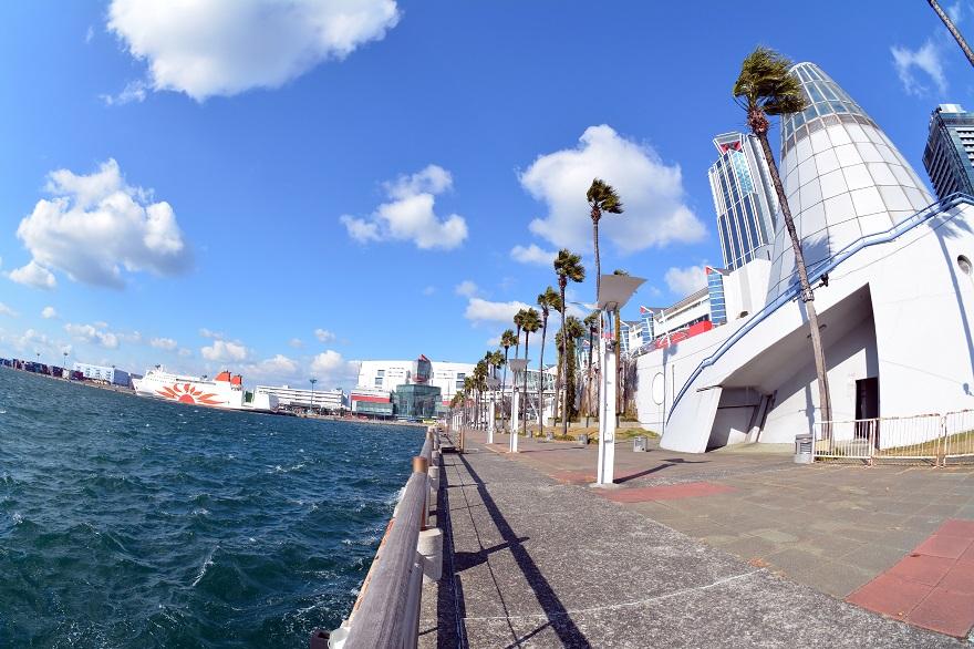 続・南港ATC、海辺の風景 (7)