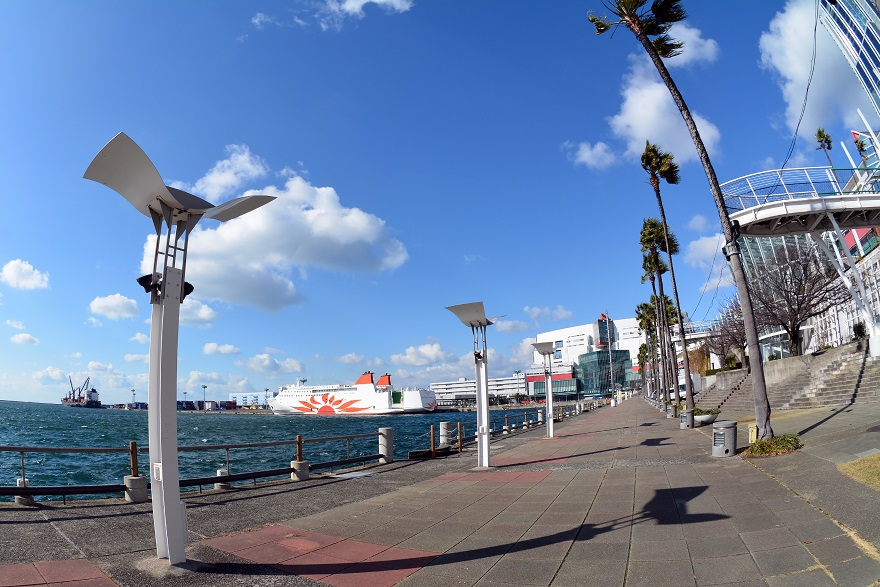 続・南港ATC、海辺の風景 (10)