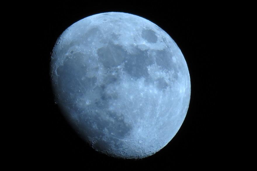 ブルー宵月