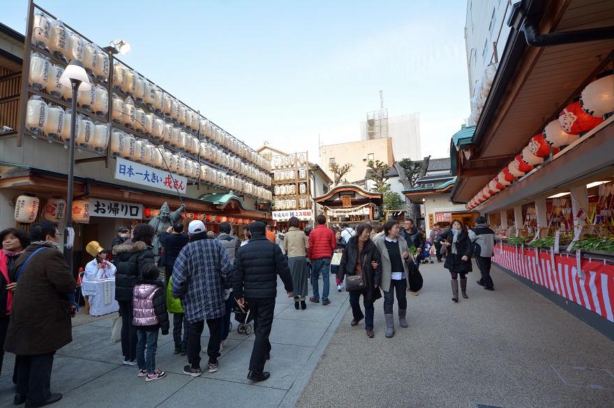 布施戎神社に参拝 (2)