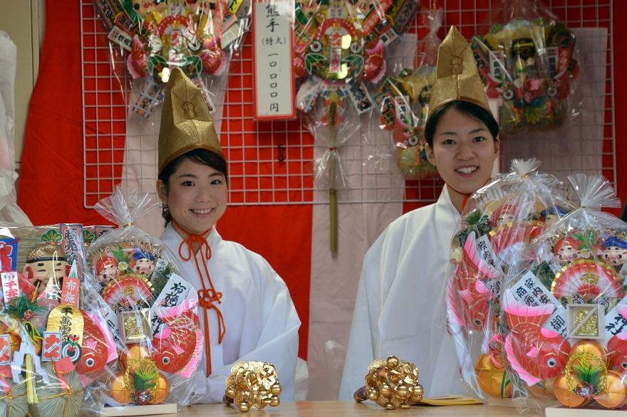布施戎神社に参拝 (3)