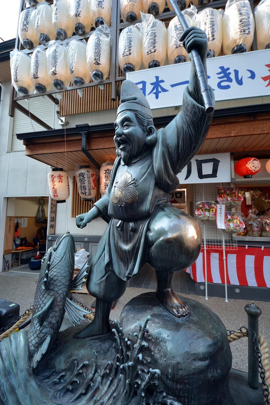 布施戎神社に参拝 (4)