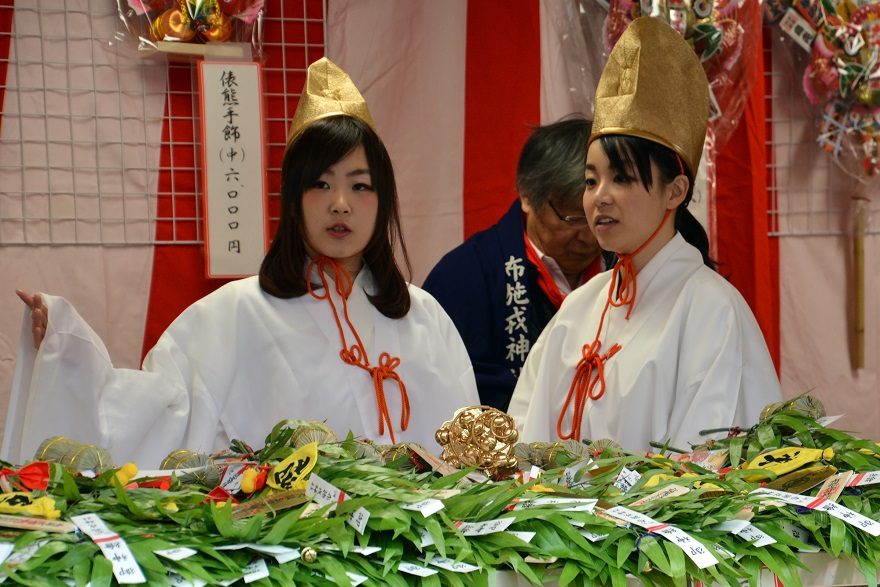 布施戎神社に参拝 (8)