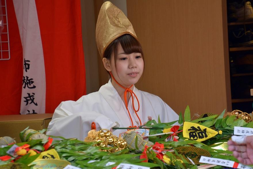布施戎神社に参拝 (9)