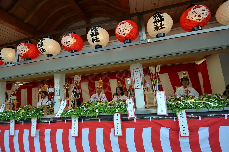 布施戎神社に参拝 (10)