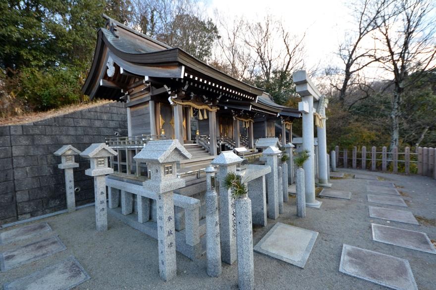 岩昭寺の朱き、五重塔 (7)