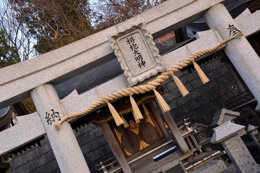 岩昭寺の朱き、五重塔 (08)