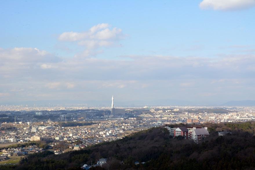 岩昭寺の朱き、五重塔 (9)