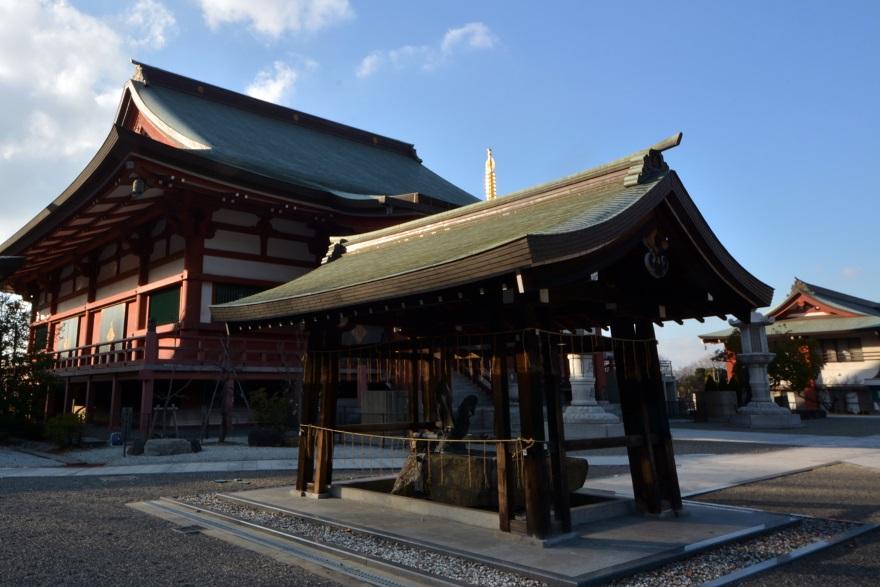 岩昭寺の朱き、五重塔 (012)