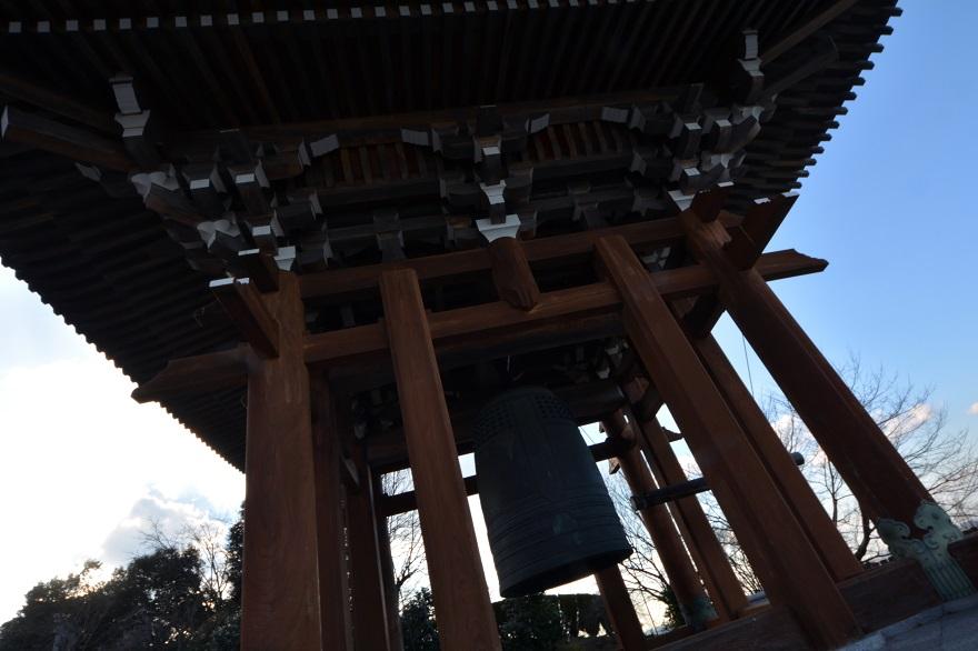 岩昭寺の朱き、五重塔 (15)