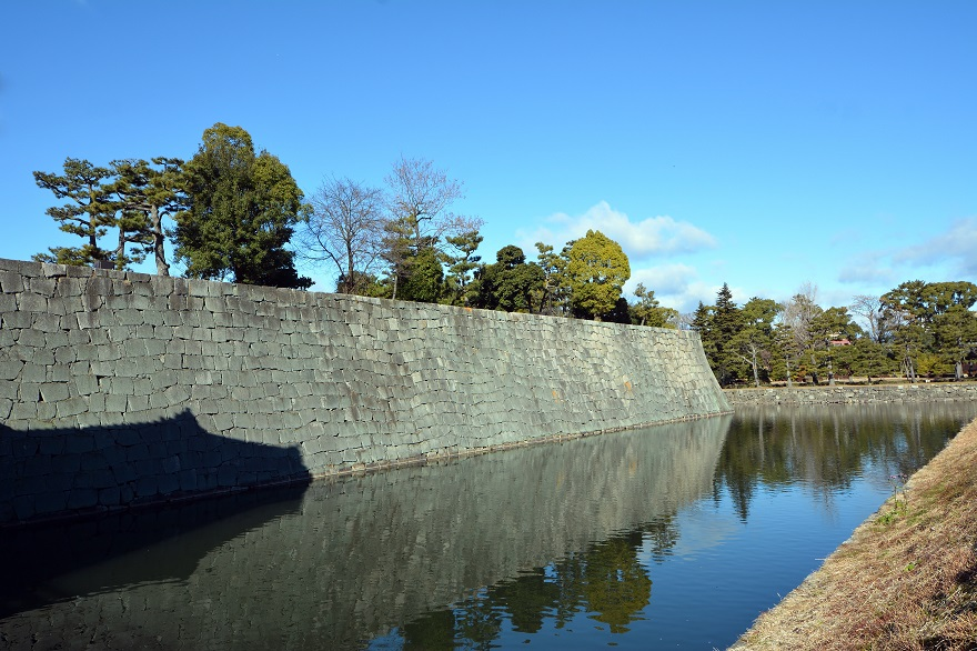 真冬の二条城 (7)
