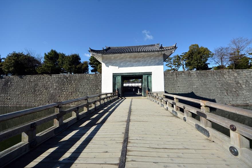 真冬の二条城 (0011)