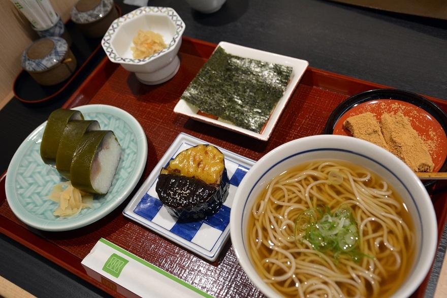 京都駅食事 (1)