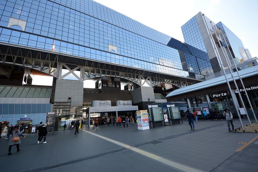JR京都駅 (1)