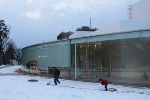 0006:金沢21世紀美術館 外観①
