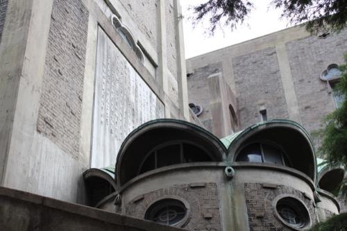 0008:世界平和記念聖堂 外観④