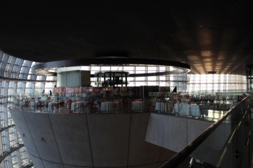 0009:国立新美術館 3階レストラン