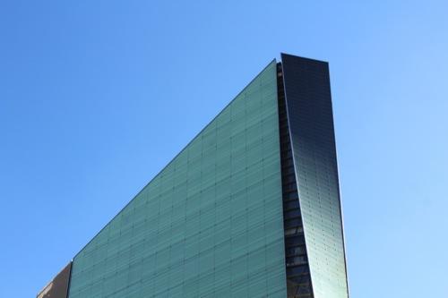 0027:La Porte心斎橋 建物上部分